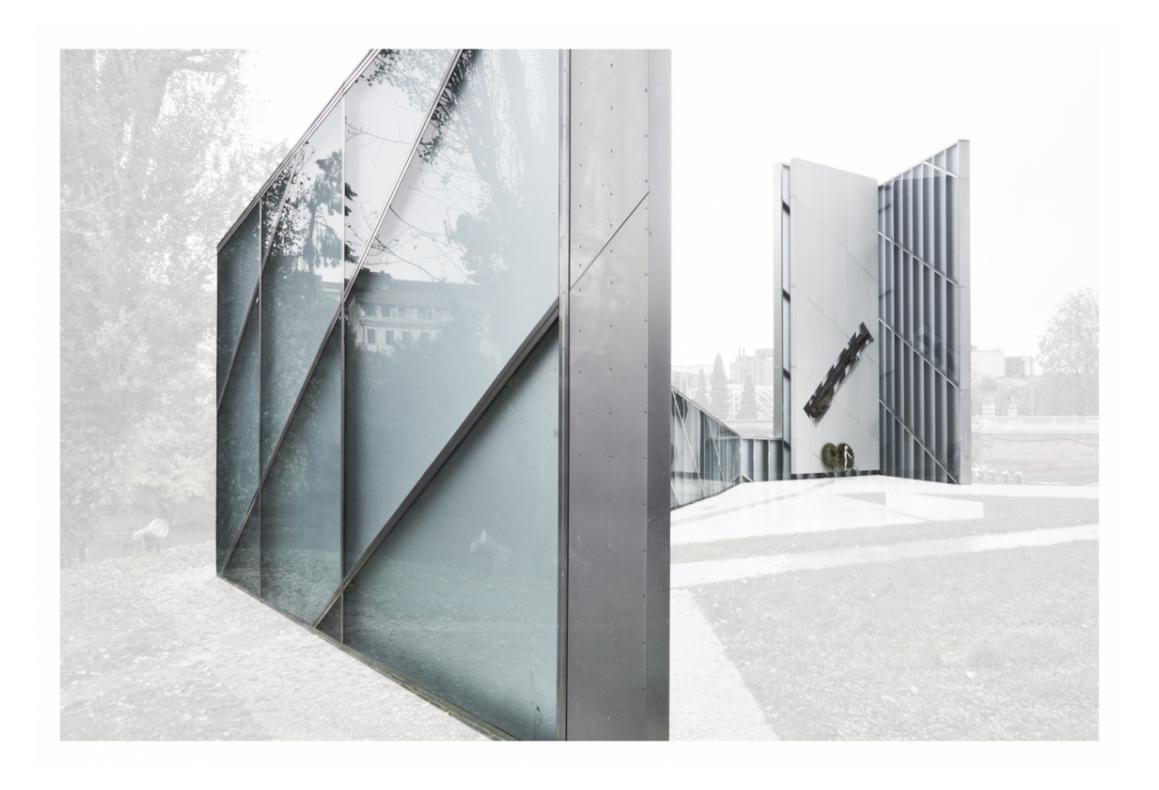 Padova - Monumento ai caduti dell'11 settembre - Memoria e Luce - Arch. D. Libeskind