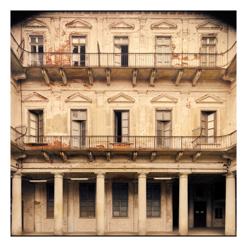 Casa Bossi - Novara - Arch. A. Antonelli