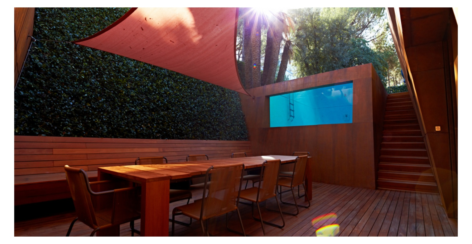 Casa H2O - Lignano Sabbiadoro (UD)  - Arch. L. Pollini