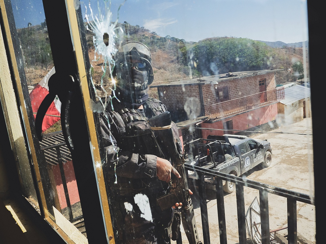 Mexico; Guerrero; San Felipe del Ocote; 2018
