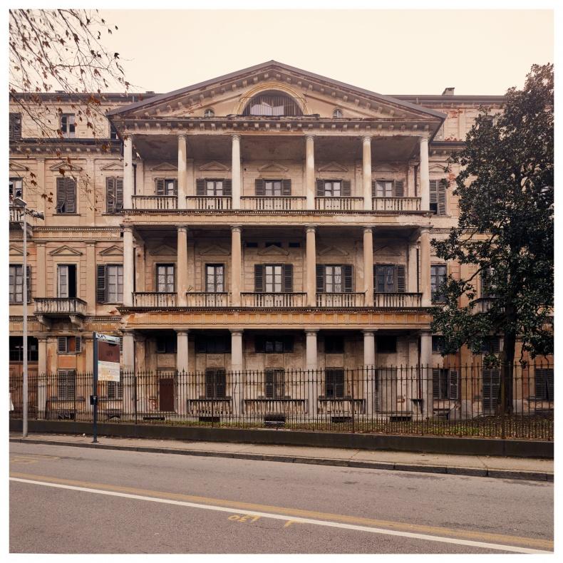 Novara - Casa Bossi