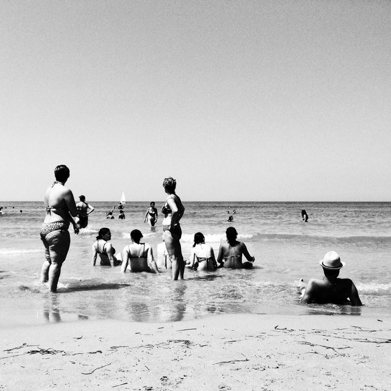 SummerSolitaryBeach