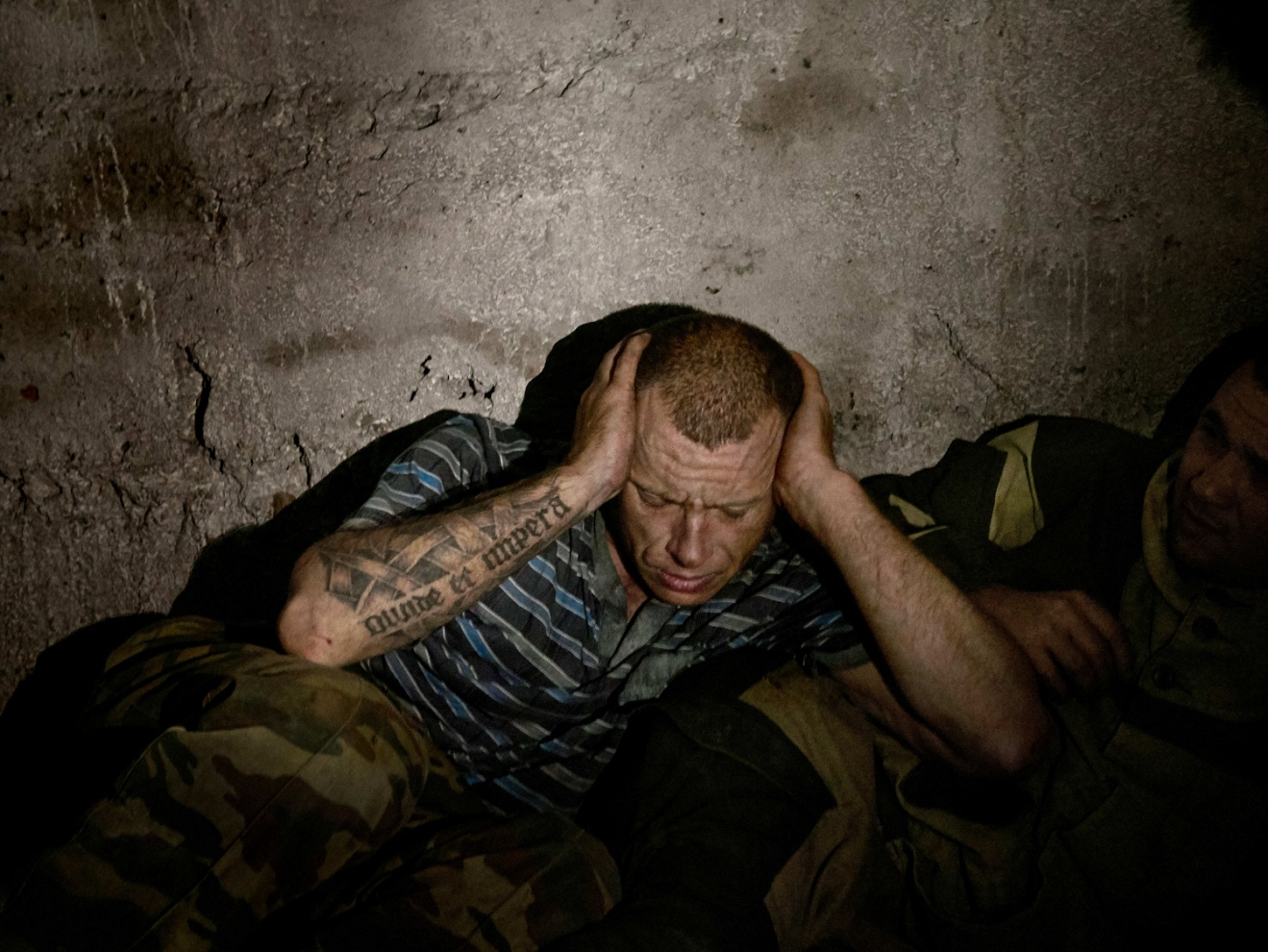 Ukraine; Donbass region; Spartak; 2016