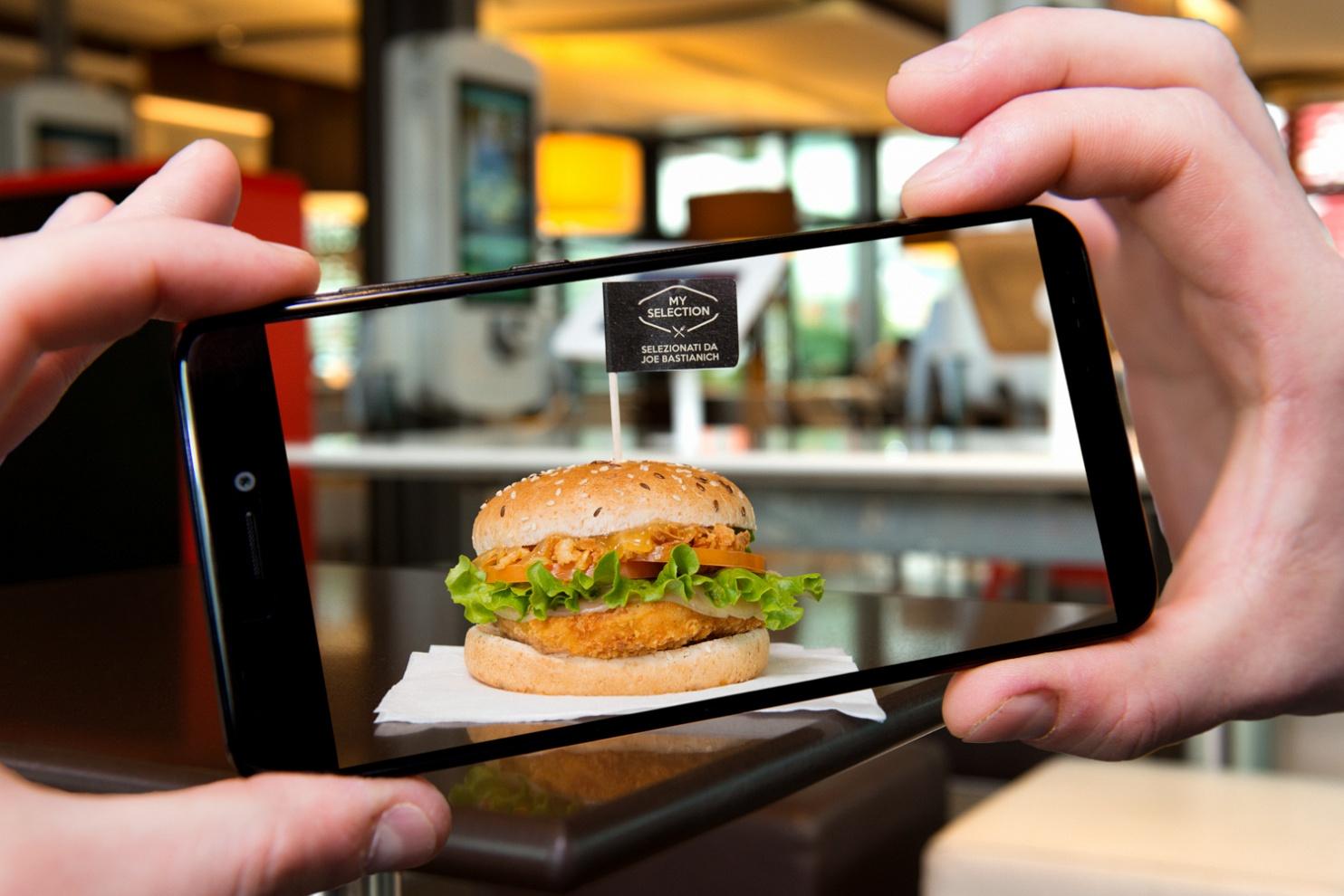 2018 McDonald's Italia per Leo Burnett
