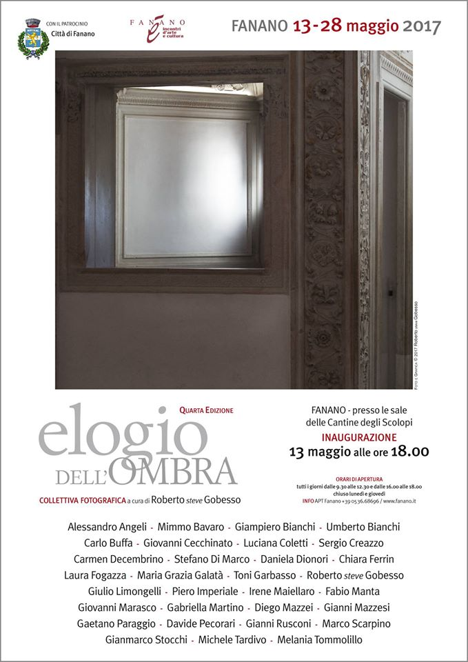 2017 - Collettiva Elogio dell'Ombra - Fanano (MO)