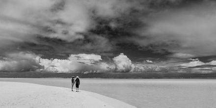 Isole Cook In Bianco e Nero