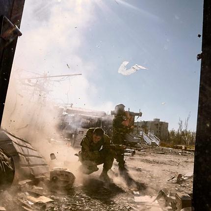 Donbass: No Man's Land