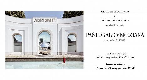 """Inaugurazione """"Pastorale Veneziana"""" (pensando a P. Roth)"""