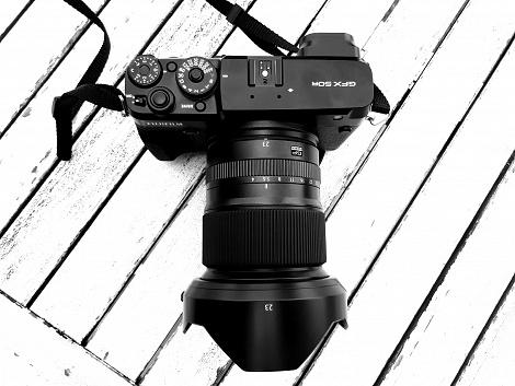 Un piccolo resoconto sulla Fujifilm GSX 50R