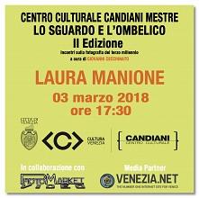 Laura Manione 03 marzo 2018