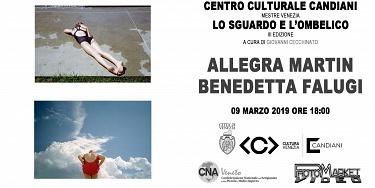 Benedetta Falugi e Allegra Martin 09 marzo 2019