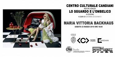 Maria Vittoria Backhaus 23 marzo 2019