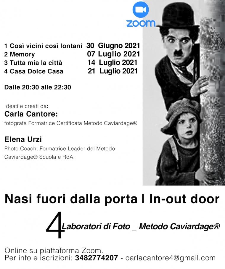 NASI FUORI DALLA PORTA | In - out door