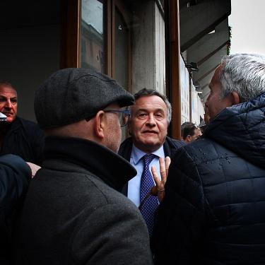 Il Premier Renzi a Matera