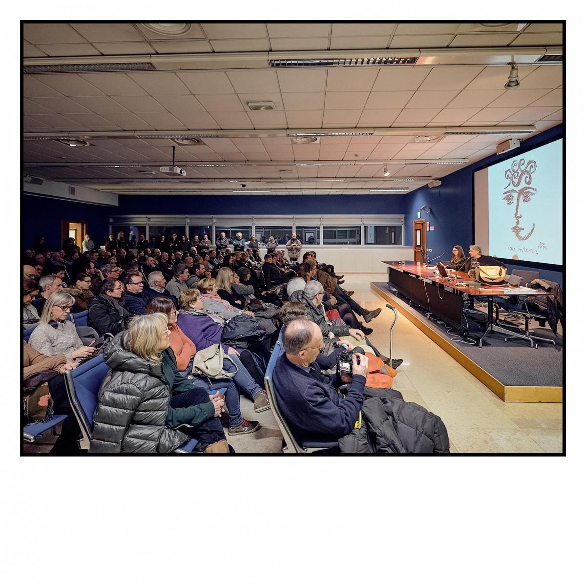 Incontro del 01.02.2020 con Piero Gemelli e Maria Vittoria Baravelli - Incontro del 01.02.2020 con Piero Gemelli e Maria Vittoria Baravelli
