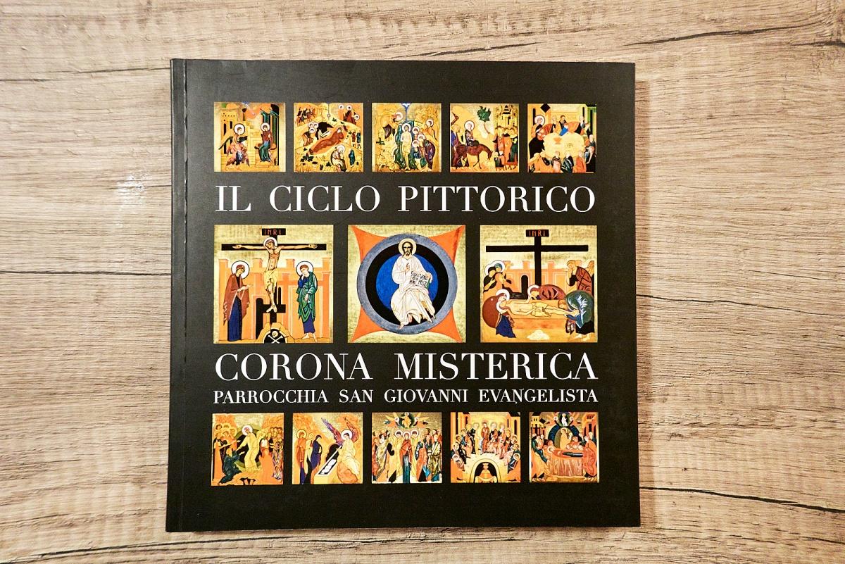 Ciclo Pittorico Corona Mistica - Ciclo Pittorico Corona Mistica