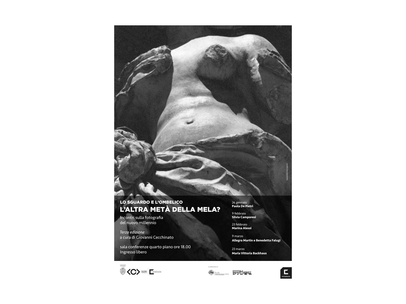 2019 - Lo Sguardo e l'Ombelico - Terza Edizione  - Locandina