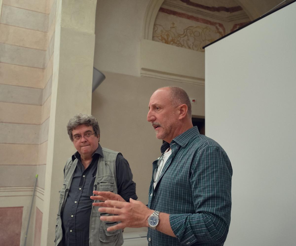 24/05/16 - Incontro al Fotoclub Padova