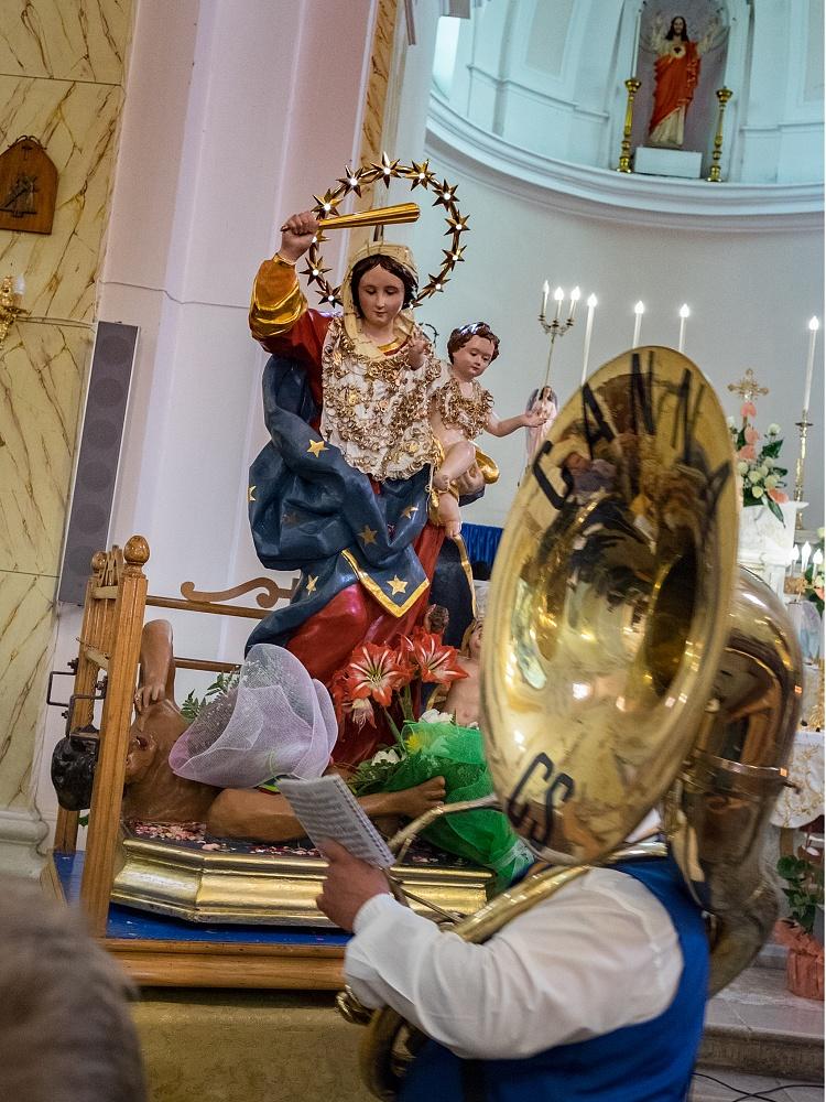 La sacralità nel popolo di Canna (CS)