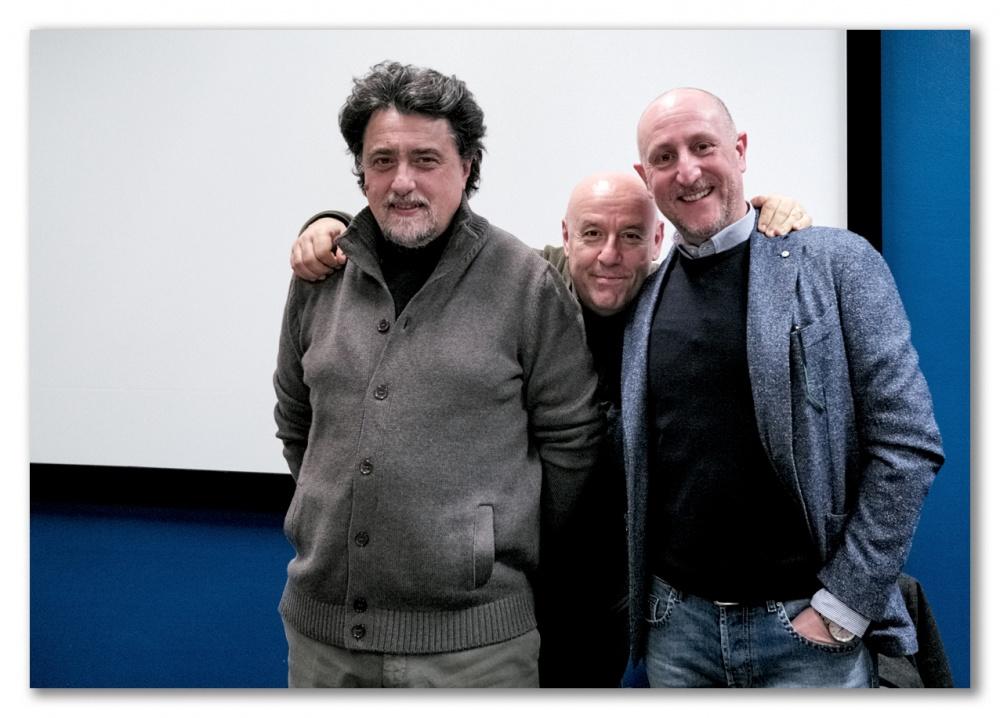 Centro Culturale Candiani 28 gennaio 2017 - incontro con Fulvio Bortolozzo e Riccardo Caldura