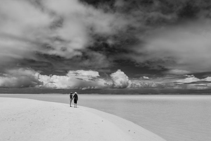 Le Isole Cook In Bianco e Nero - Le Isole Cook sono la prova che il Paradiso Esiste