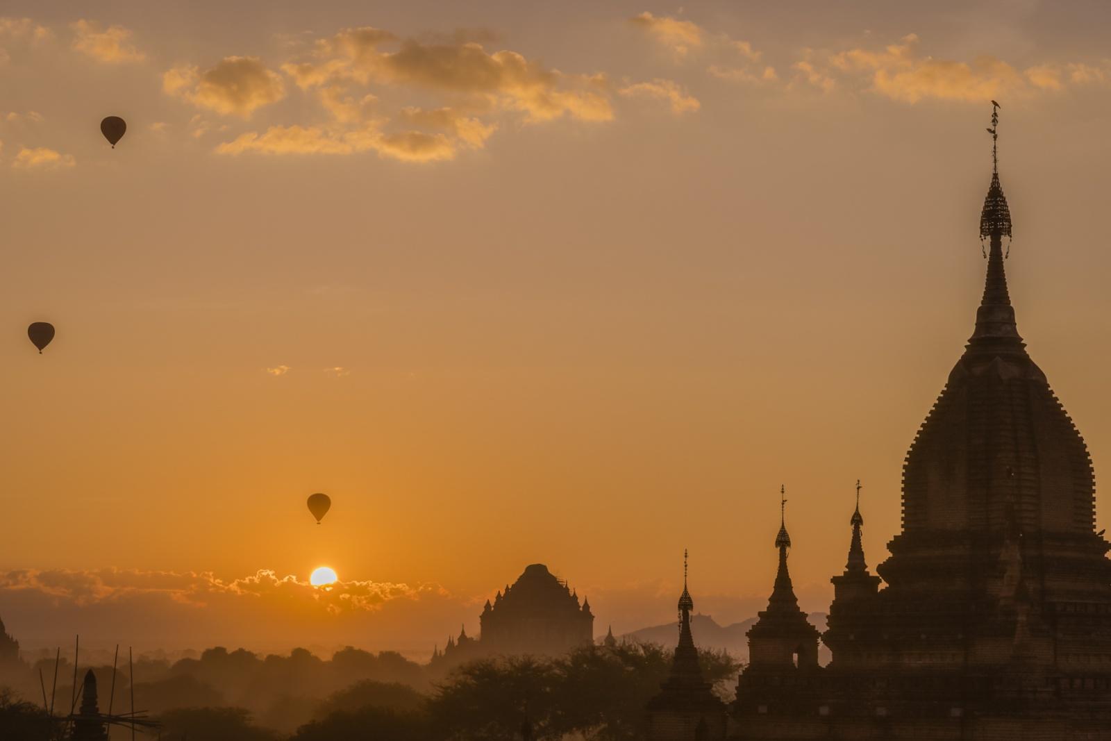 Myanmar Un altro Mondo
