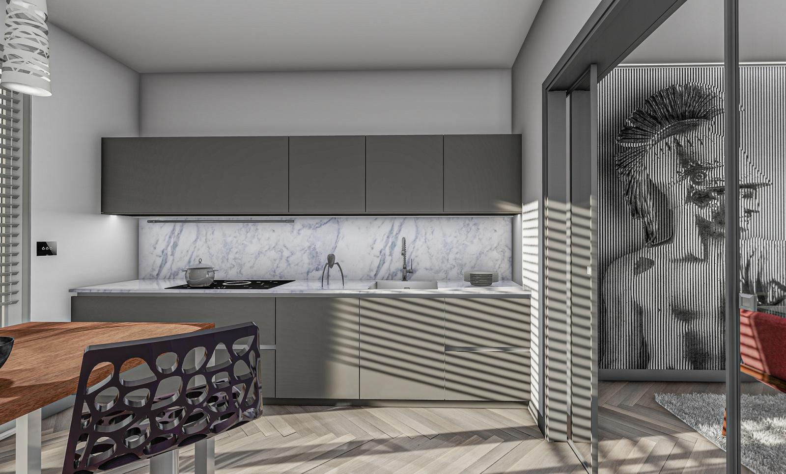 19-Progetto Living + Cucina