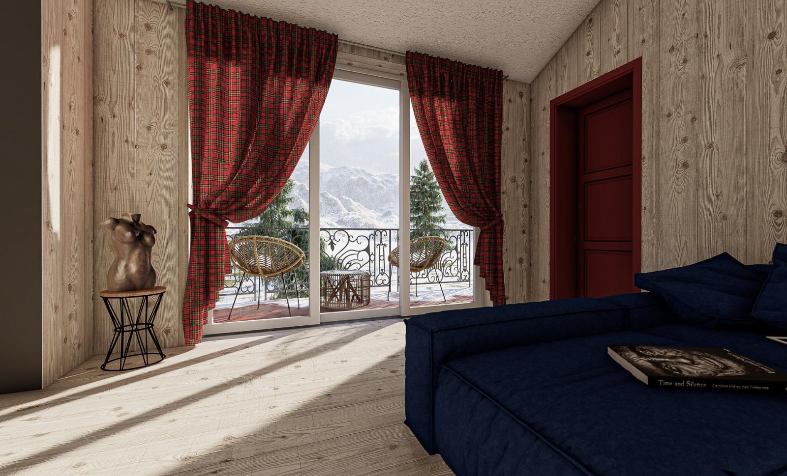 Chalet montagna