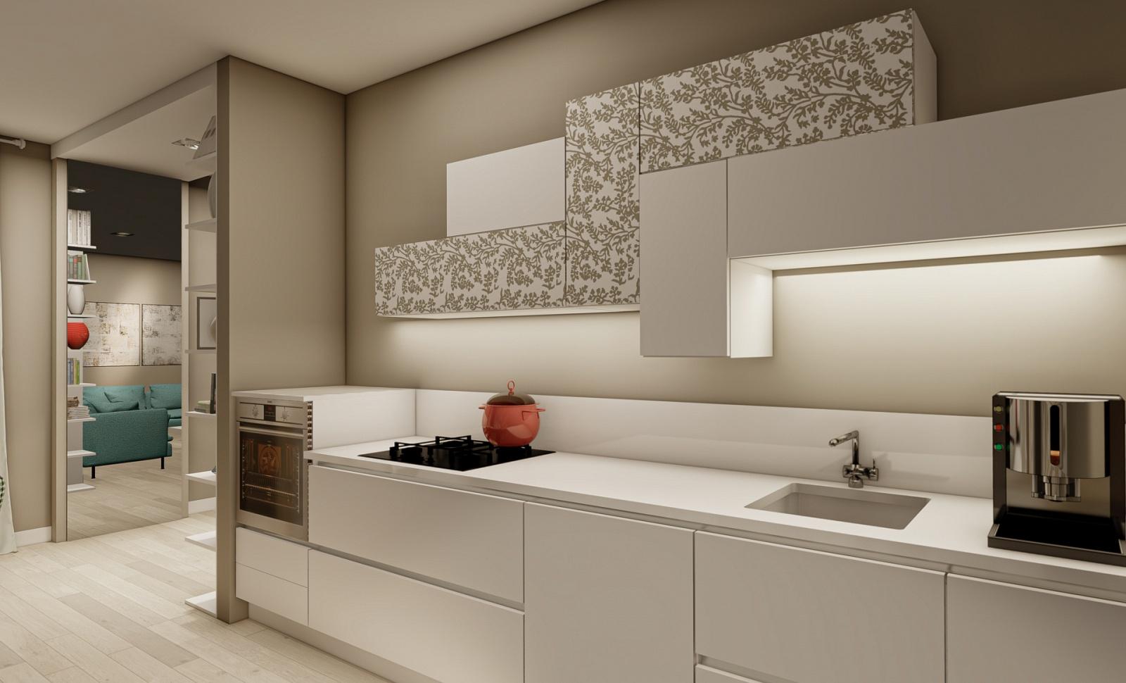 13-Mini appartamento per due.