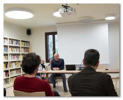03/12/16 - Paese (TV) Giornata di studio e dibattito su Giorgio Massari