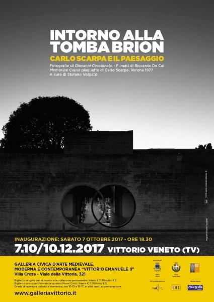 2017 - Vittorio Veneto (BL)  Intorno a Tomba Brion