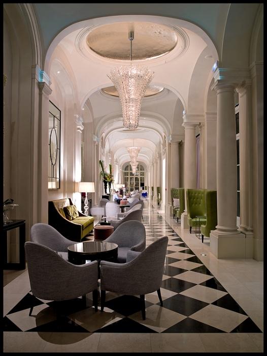 Hotel Trianon - Versailles - Parigi
