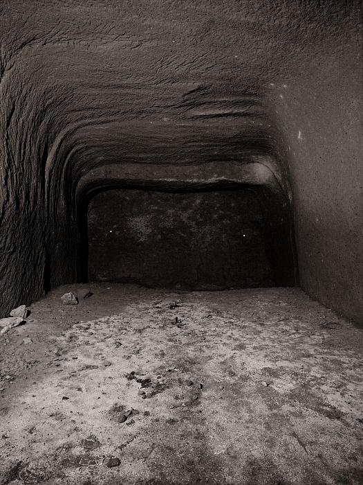 Isola di Ventotene (LT) - Progetto Ipogei