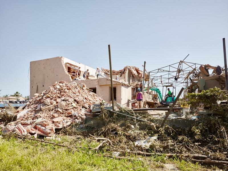 8 Luglio 2015 Tornado sulla Riviera del Brenta