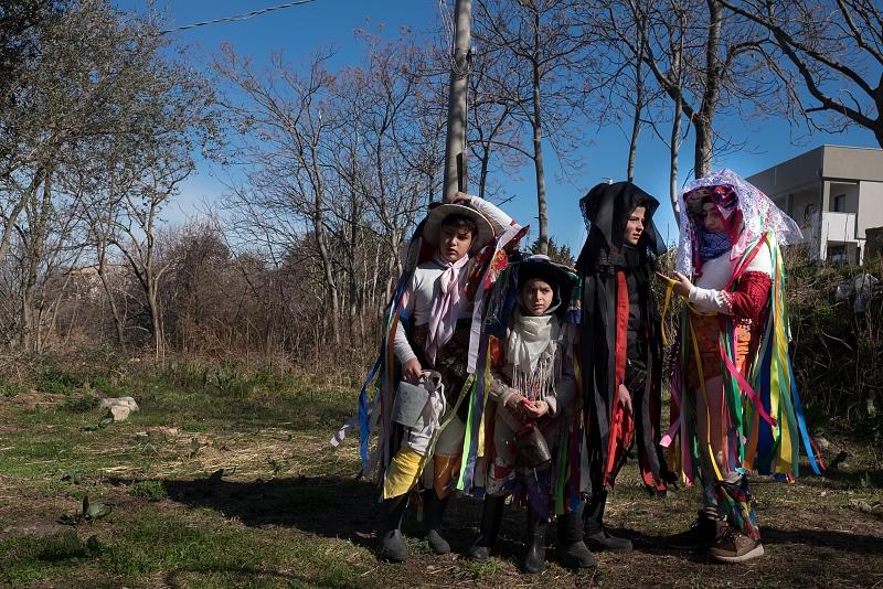 Tricarico: il Carnevale