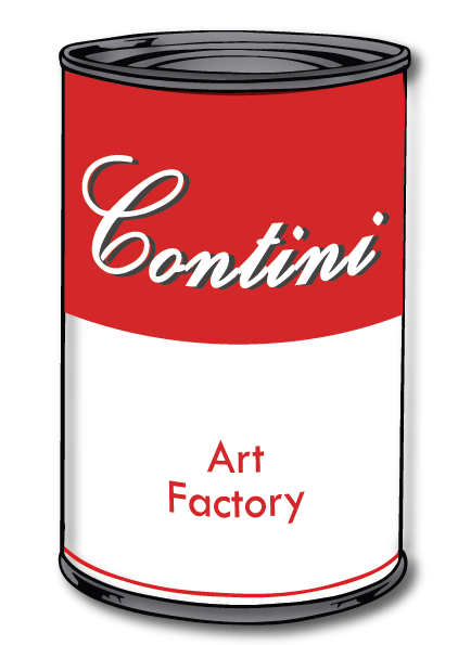 2016 - Esposizione alla Contini Art Factory Venezia